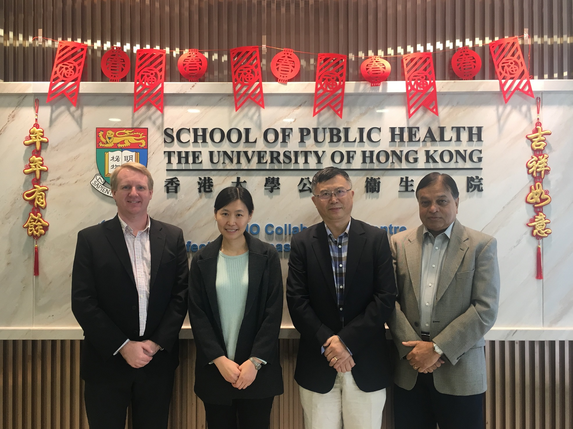 HKU School of Public Health and Department of Mechanical