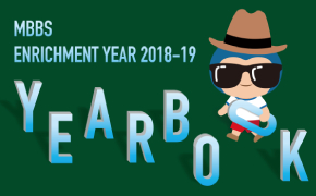 MBBS Enrichment Year 2018-19 Yearbook