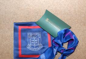 Faculty Silk Scarf